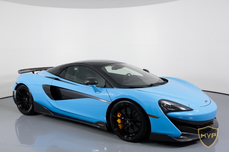 2020 MCLAREN 600LT Spider for sale $1,299 at MVP Charlotte in Charlotte NC 28207 2