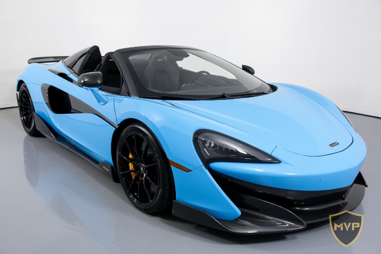 2020 MCLAREN 600LT Spider for sale $1,299 at MVP Charlotte in Charlotte NC 28207 3