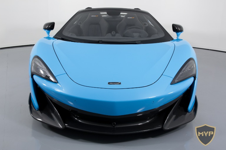2020 MCLAREN 600LT Spider for sale $1,299 at MVP Charlotte in Charlotte NC 28207 4