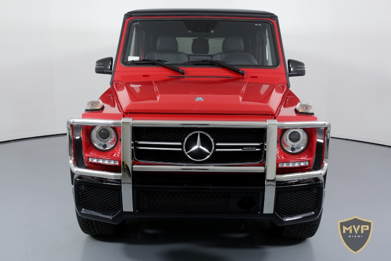 2017 MERCEDES-BENZ G63 for sale $645 at MVP Charlotte in Charlotte NC 28207 3