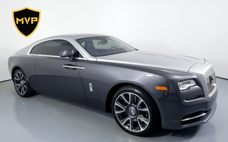Used 2017 ROLLS ROYCE WRAITH for sale $1,399 at MVP Charlotte in Charlotte NC