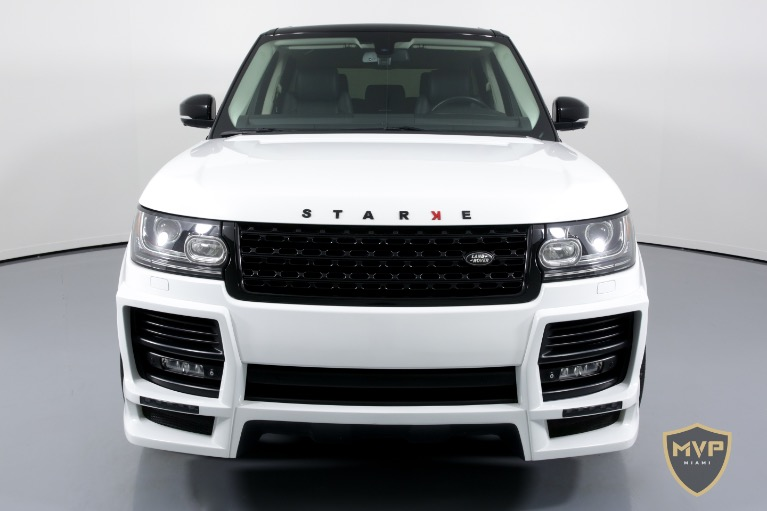 2014 LAND ROVER RANGE ROVER for sale Sold at MVP Charlotte in Charlotte NC 28217 3