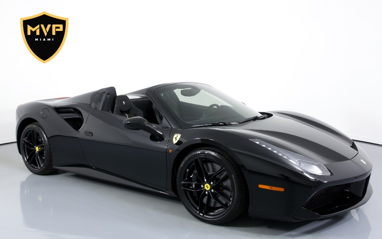 Used 2018 FERRARI 488 SPIDER for sale $1,599 at MVP Charlotte in Charlotte NC