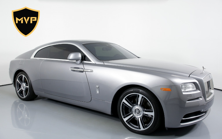 Used 2014 ROLLS ROYCE WRAITH for sale $1,399 at MVP Charlotte in Charlotte NC