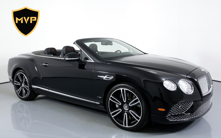 Used 2017 BENTLEY GTC for sale $799 at MVP Charlotte in Charlotte NC
