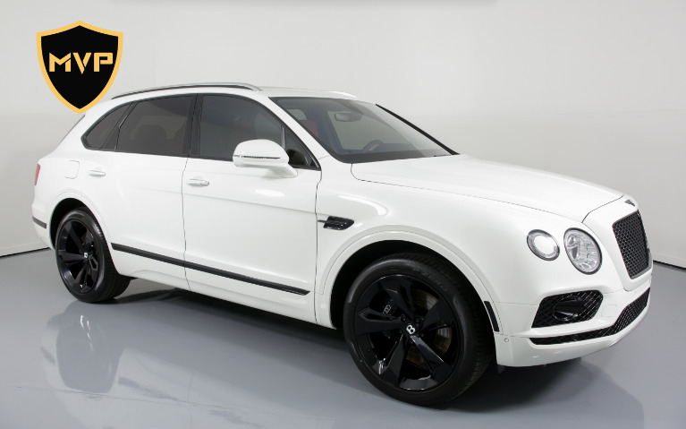 Used 2017 BENTLEY BENTAYGA for sale $999 at MVP Charlotte in Charlotte NC