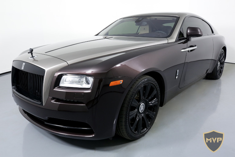 2018 ROLLS ROYCE WRAITH for sale $1,099 at MVP Charlotte in Charlotte NC 28207 4