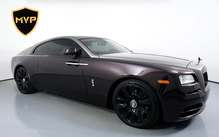 Used 2018 ROLLS ROYCE WRAITH for sale $1,099 at MVP Charlotte in Charlotte NC