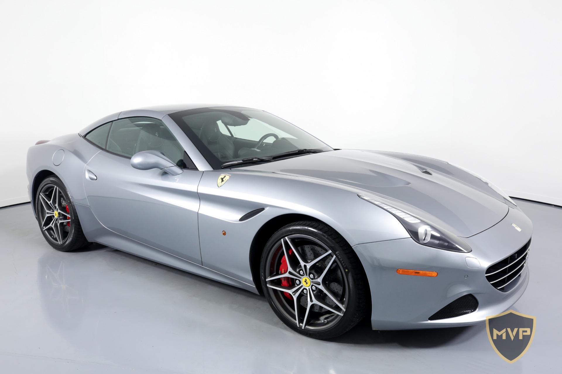 Used 2015 Ferrari California T For Sale 999 Mvp Charlotte Stock 205790
