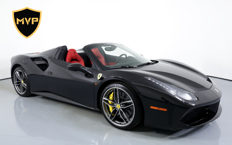 Used 2016 FERRARI 488 SPIDER for sale $1,599 at MVP Charlotte in Charlotte NC