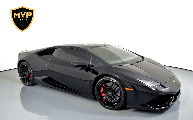 Used 2017 LAMBORGHINI HURACAN 580-2 for sale $999 at MVP Charlotte in Charlotte NC