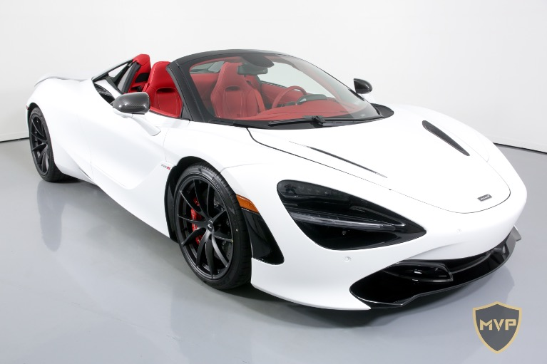 2020 MCLAREN 720S Spider for sale $1,799 at MVP Charlotte in Charlotte NC 28207 3