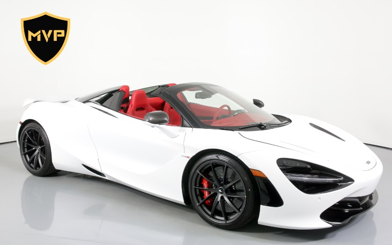 Used 2020 MCLAREN 720S SPIDER for sale $1,799 at MVP Charlotte in Charlotte NC