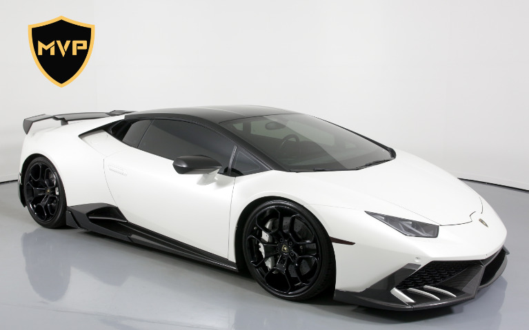 Used 2017 LAMBORGHINI HURACAN LP 580 for sale $1,089 at MVP Charlotte in Charlotte NC