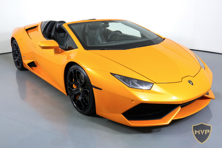 2016 LAMBORGHINI HURACAN 610-4 for sale $1,199 at MVP Charlotte in Charlotte NC 28207 3