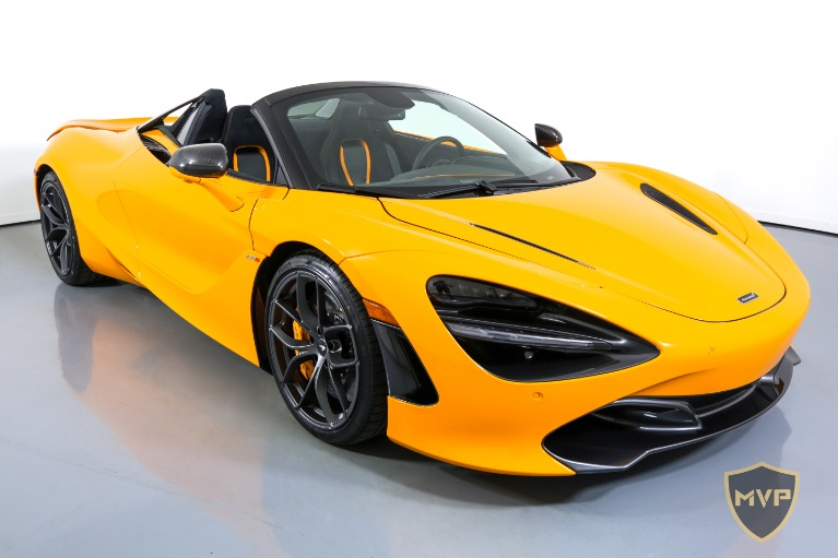 2020 MCLAREN 720S for sale $1,799 at MVP Charlotte in Charlotte NC 28207 3
