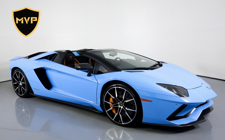 Used 2018 LAMBORGHINI AVENTADOR LP 740-4 S for sale $1,899 at MVP Charlotte in Charlotte NC