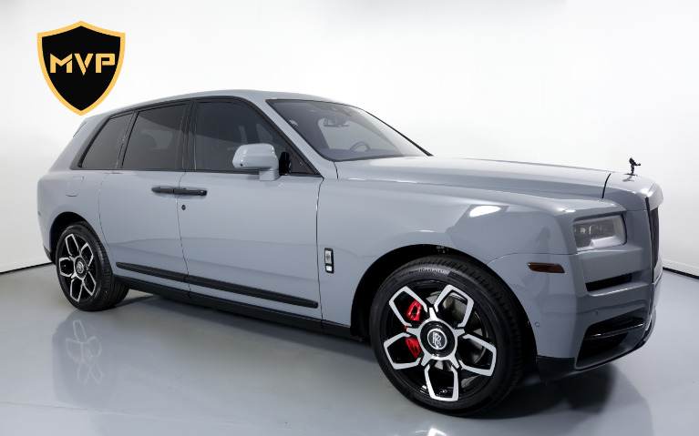 Used 2020 ROLLS ROYCE CULLINAN for sale $2,199 at MVP Charlotte in Charlotte NC
