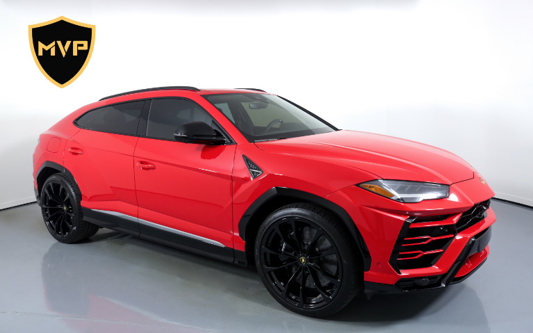 Used 2020 LAMBORGHINI URUS for sale $1,699 at MVP Charlotte in Charlotte NC
