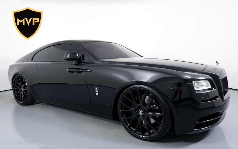 Used 2015 ROLLS ROYCE WRAITH for sale $1,399 at MVP Charlotte in Charlotte NC