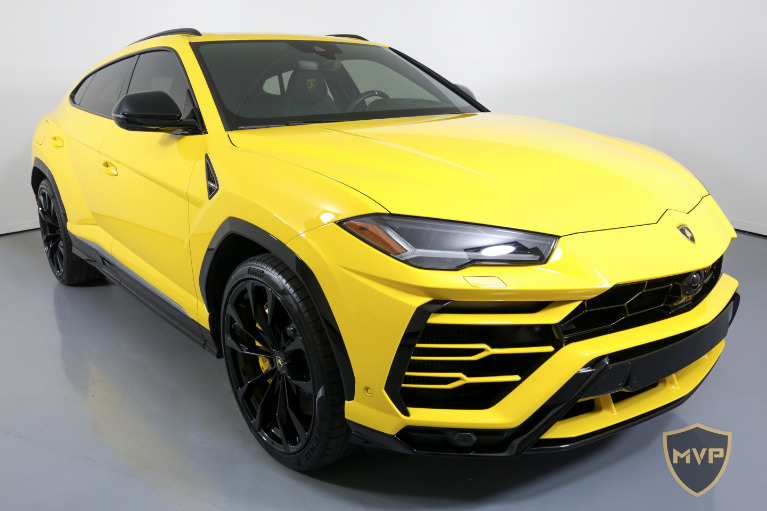 2019 LAMBORGHINI URUS for sale Sold at MVP Charlotte in Charlotte NC 28217 2