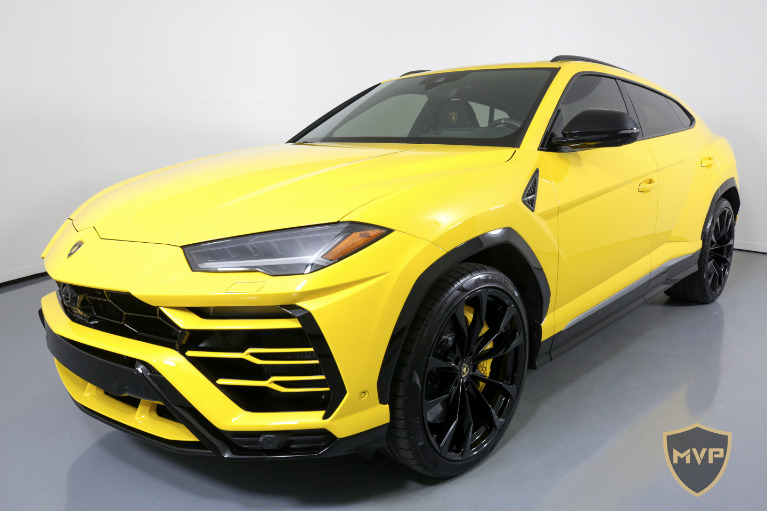 2019 LAMBORGHINI URUS for sale Sold at MVP Charlotte in Charlotte NC 28217 4
