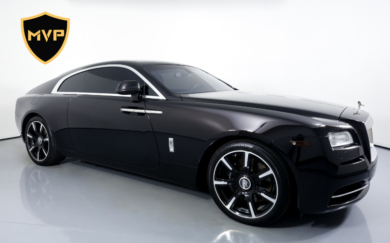 Used 2016 ROLLS ROYCE WRAITH for sale $1,099 at MVP Charlotte in Charlotte NC