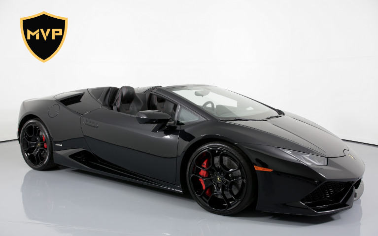 Used 2017 LAMBORGHINI HURACAN for sale $1,199 at MVP Charlotte in Charlotte NC