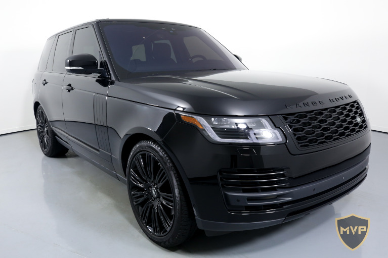 2019 LAND ROVER RANGE ROVER for sale $549 at MVP Charlotte in Charlotte NC 28207 2