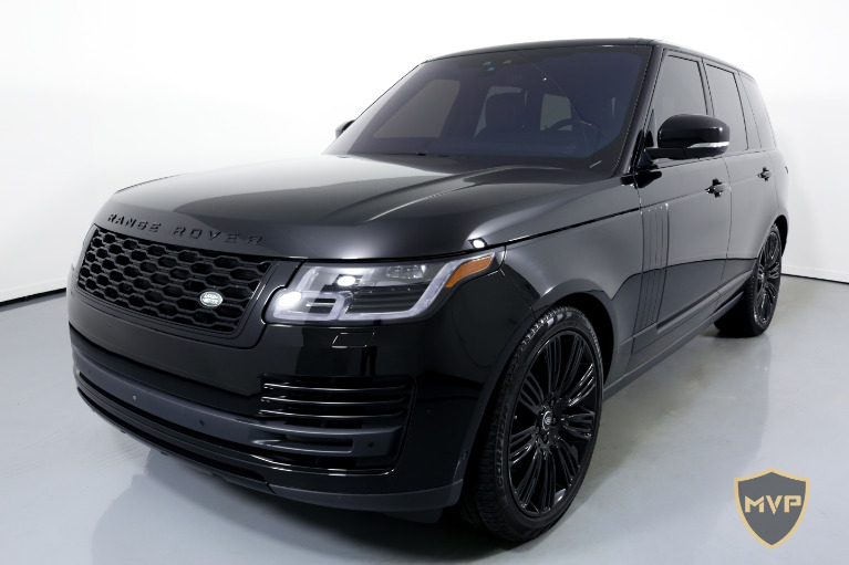 2019 LAND ROVER RANGE ROVER for sale $549 at MVP Charlotte in Charlotte NC 28207 4