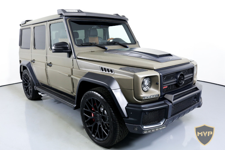 2017 MERCEDES-BENZ G63 for sale Sold at MVP Charlotte in Charlotte NC 28217 2