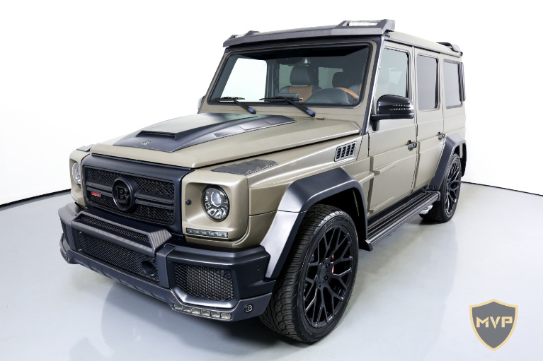 2017 MERCEDES-BENZ G63 for sale $645 at MVP Charlotte in Charlotte NC 28207 4