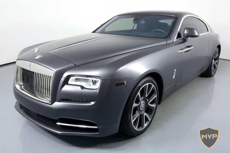 2017 ROLLS ROYCE WRAITH for sale $1,399 at MVP Charlotte in Charlotte NC 28217 4