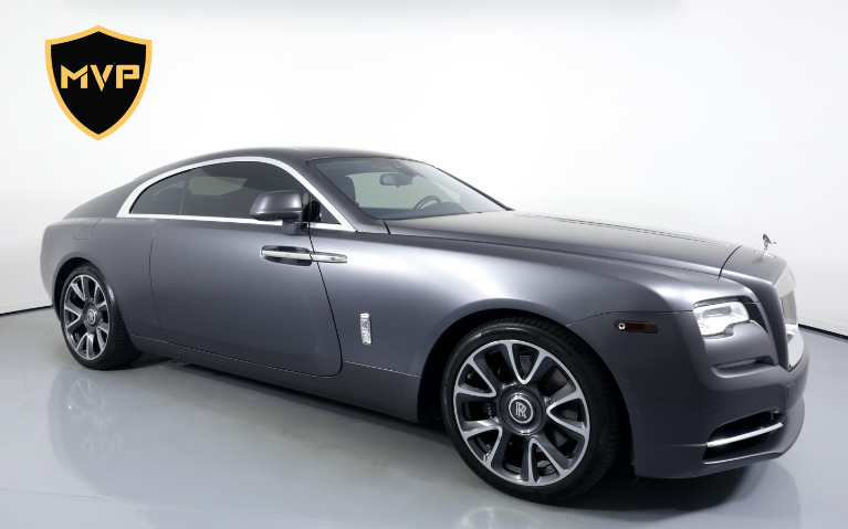 Used 2017 ROLLS ROYCE WRAITH for sale $1,099 at MVP Charlotte in Charlotte NC