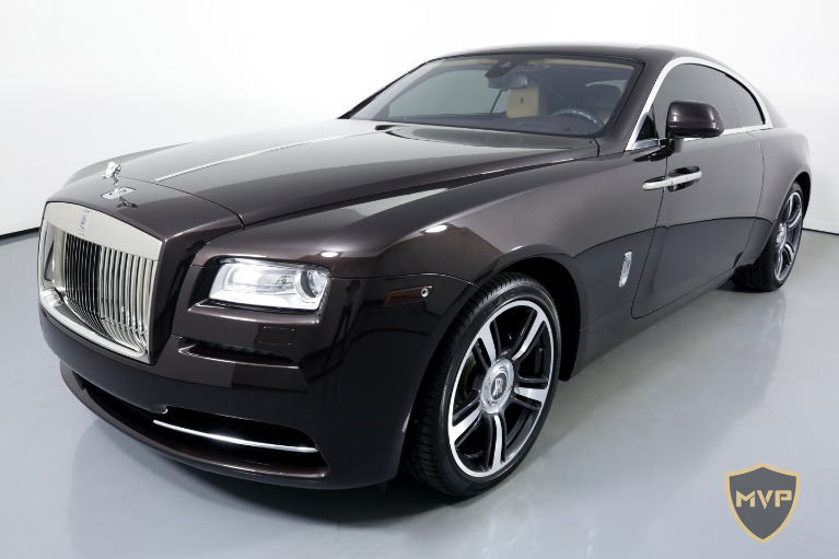 2016 ROLLS ROYCE WRAITH for sale $1,099 at MVP Charlotte in Charlotte NC 28207 4