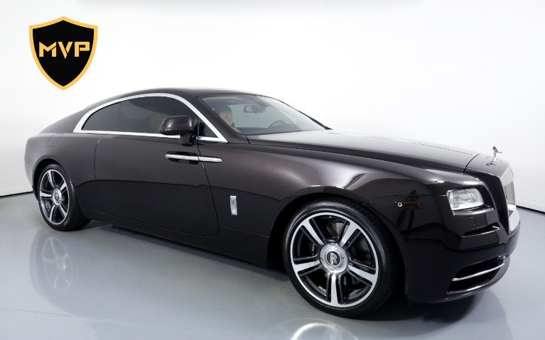 Used 2016 ROLLS ROYCE WRAITH for sale $1,399 at MVP Charlotte in Charlotte NC