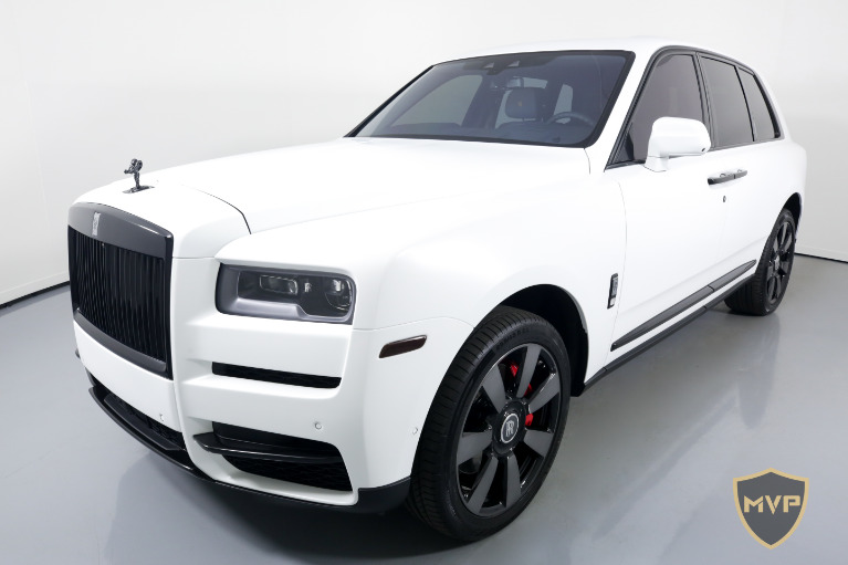 2020 ROLLS ROYCE CULLINAN for sale $1,900 at MVP Charlotte in Charlotte NC 28207 4