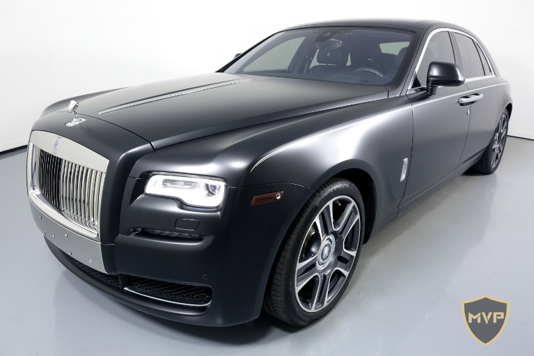 2016 ROLLS ROYCE GHOST for sale $1,199 at MVP Charlotte in Charlotte NC 28217 4