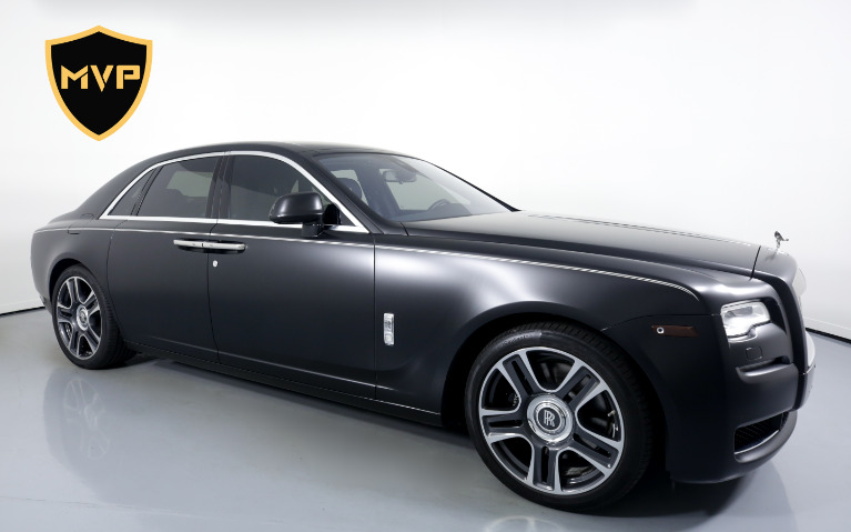 Used 2016 ROLLS ROYCE GHOST for sale $1,199 at MVP Charlotte in Charlotte NC