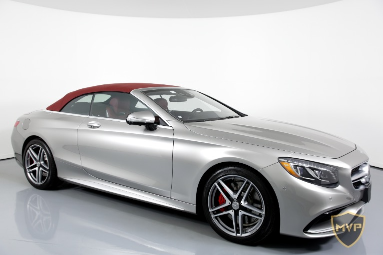 2017 MERCEDES-BENZ S63 AMG for sale $645 at MVP Charlotte in Charlotte NC 28217 2