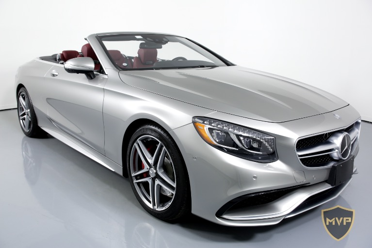 2017 MERCEDES-BENZ S63 AMG for sale $645 at MVP Charlotte in Charlotte NC 28217 3