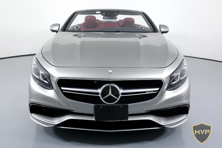 2017 MERCEDES-BENZ S63 AMG for sale $645 at MVP Charlotte in Charlotte NC 28217 4
