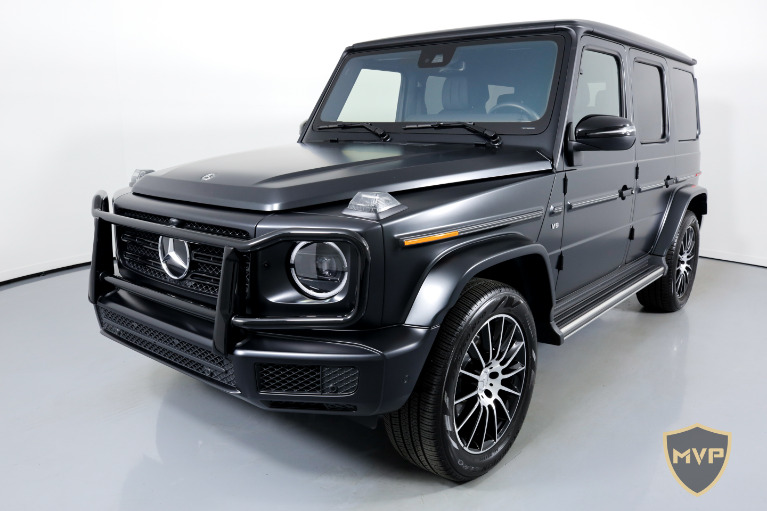 2020 MERCEDES-BENZ G550 for sale $849 at MVP Charlotte in Charlotte NC 28207 4