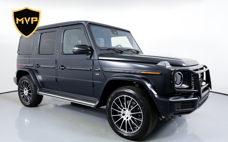 Used 2020 MERCEDES-BENZ G550 for sale $849 at MVP Charlotte in Charlotte NC