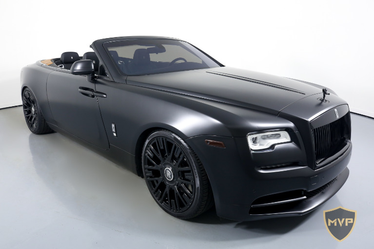 2016 ROLLS ROYCE DAWN for sale $1,499 at MVP Charlotte in Charlotte NC 28217 3
