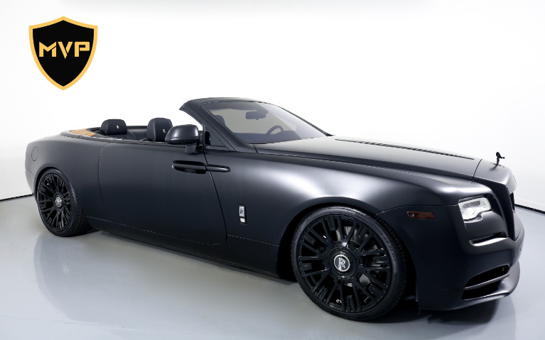 2016 ROLLS ROYCE DAWN for sale $1,499 at MVP Charlotte in Charlotte NC 28217 1