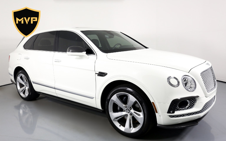 Used 2018 BENTLEY BENTAYGA for sale $999 at MVP Charlotte in Charlotte NC