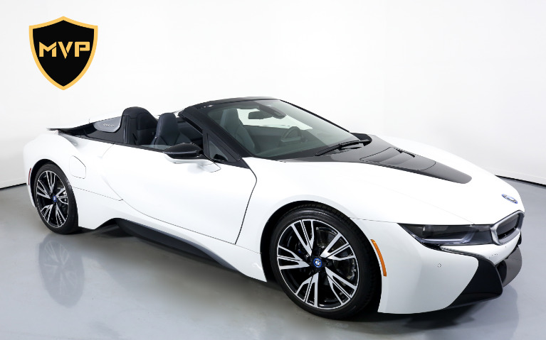 Used 2019 BMW I8 SPIDER for sale $849 at MVP Charlotte in Charlotte NC