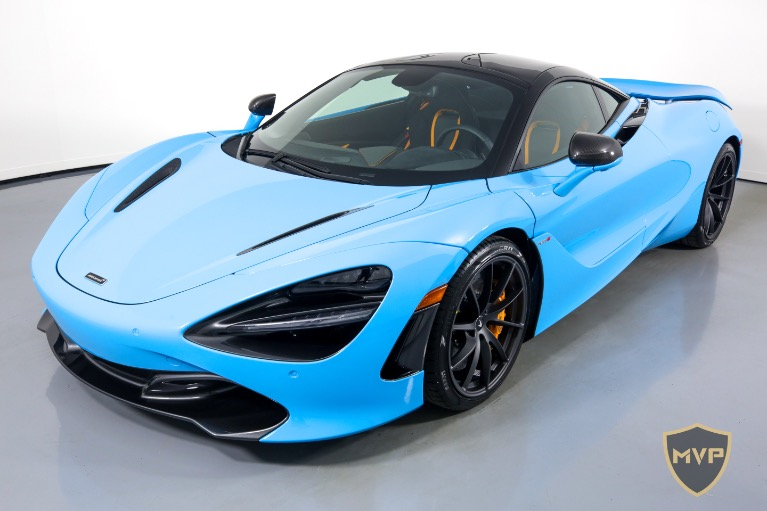 2020 MCLAREN 720S for sale $1,799 at MVP Charlotte in Charlotte NC 28217 4