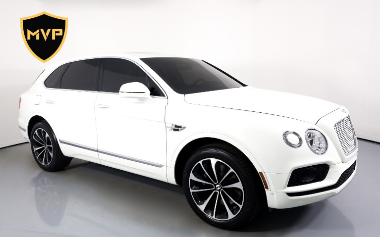 Used 2018 BENTLEY BENTAYGA for sale $1,199 at MVP Charlotte in Charlotte NC
